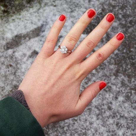 we're getting married!