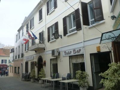 The Cannon Hotel is backpacker budget friendly