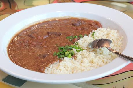 Red Beans & Rice – Not Just For Washday Anymore!
