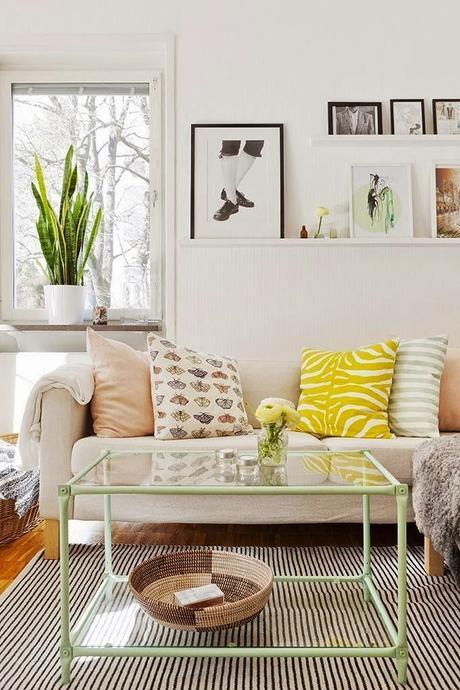 Let the sunshine in - bright and airy interiors