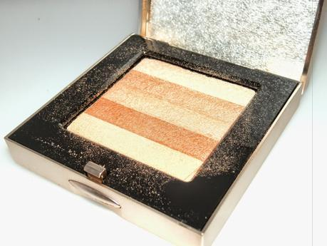 Bobbi Brown Copper Diamond Shimmer Brick Swatches