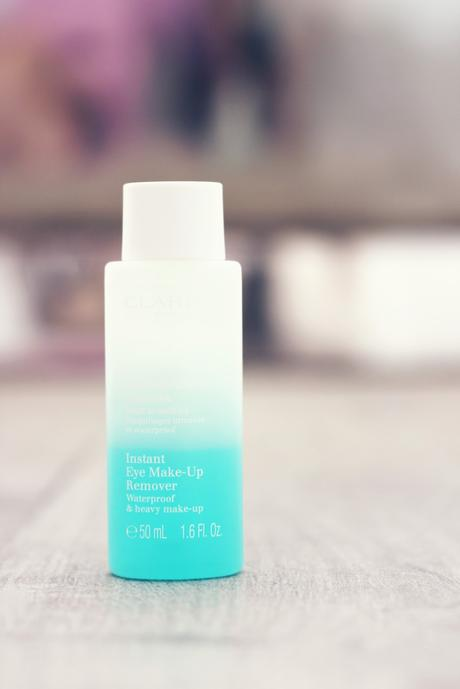 Clarins Instant Eye Make Up Remover Paperblog