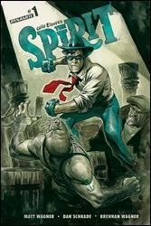 Will Eisner's The Spirit #1 Cover A - Powell