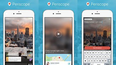 Periscope, video and new options for going live