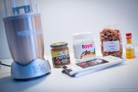 Fitness On Toast Faya Blog Girl Healthy Nutrition Breakfast Nutella Alternative chocolate spread diet good fats health fit calories lighter
