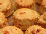 Cheese Garlic Herb Scones