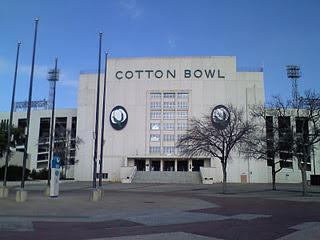 Death Knell for Opera? & The Cotton Bowl