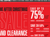 What Really Wanted: After Holiday Sales