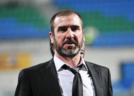 'King' Eric Cantona shoots for a new goal – the French presidency