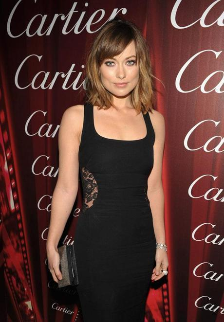 Olivia Wilde for Cartier, olivia wilde, haircut, olivia wilde cartier, cartier
