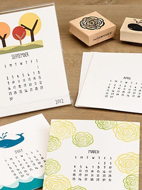 Doodle Calendar Kit