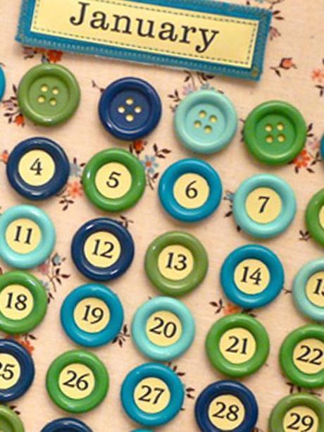 Button Calendar