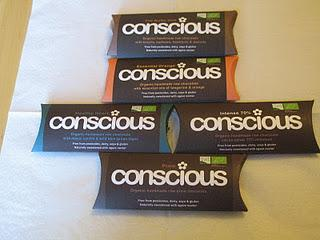 Review:Conscious Chocolate