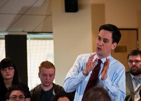Ed Miliband's relaunch was more of a whimper than a bang, says everyone