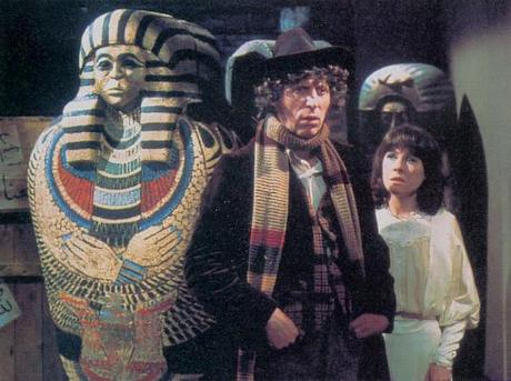 "Review #3212: Classic Doctor Who: ""Pyramids of Mars"""