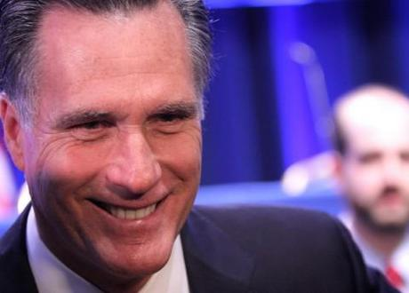 Mitt Romney wins New Hampshire primary, Ron Paul comes second, Rick Santorum trails in fifth place
