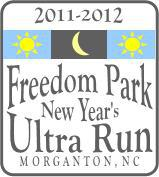 freedom park new years ultra run