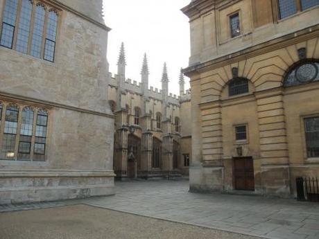 A Cultural Interlude: Oxford