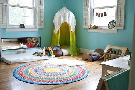 Kids Rooms {Montessori inspired}