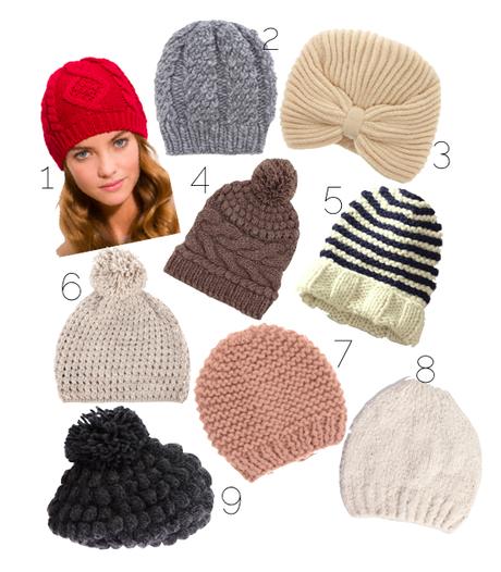 Knitted Winter Hats - Paperblog 8769b4c1d16b