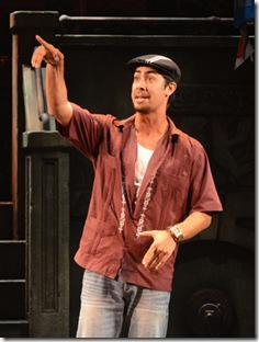 IN THE HEIGHTS North American Tour; Perry Young (c) John Daughtry, 2011