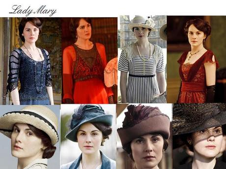 Downton Abbey Attire