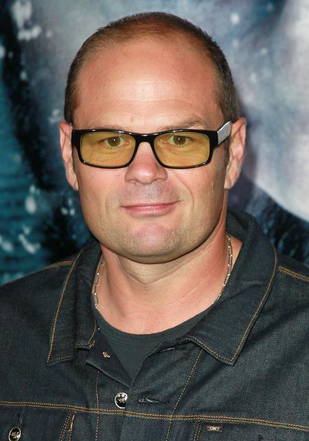 "Chris Bauer Attends the Premiere of Open Road's ""The Grey"""