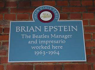 Plaque of the Week No.102: Brian Epstein