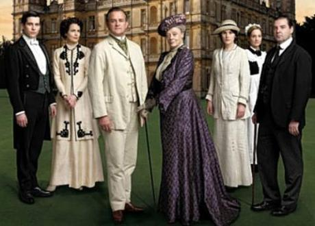 Downton Abbey causes surge in American book-buying habits