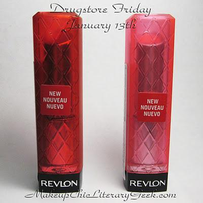 Drugstore Friday: Revlon Colorburst Lip Butter Swatch & Review