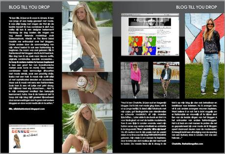 Featured in the magazine of Dresses Only