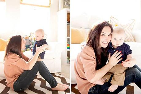 HAPPY JOY // Family + Nursery Shoot