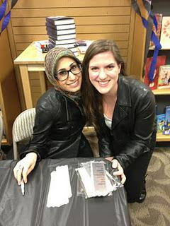 Dark Days Tour Signing with Tahereh Mafi, Veronica Rossi, Ellen Schreiber, and Anna Carey!!