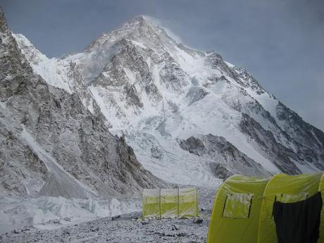 Winter Climb Update: Images From K2