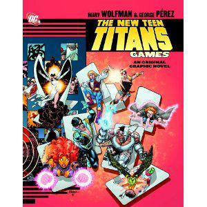 Comic Book Focus: Teen Titans: Games Writer: Marv Wolfman