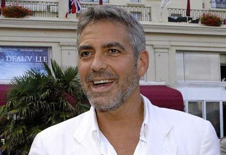 George Clooney: Oscar-worthy? French black-and-white silent film The Artist ...