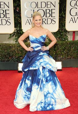 The Best Fashion at the Golden Globes