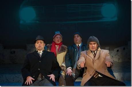 Review: Blizzard '67 (Chicago Dramatists)