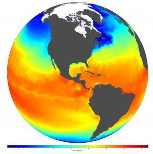 thumb globe temp Climate Change & Temperature
