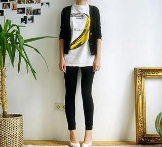 Are leggins the new Jeans?