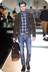 Dsquared² Menswear Fall Winter 2012-2013 17