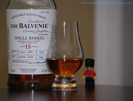 Whisky Review – The Balvenie Single Barrel 15 Year Old