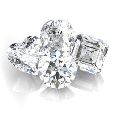 Triple Excellent diamonds