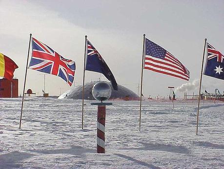 Antarctica 2011: Scott Team Arrives In Time For Centenary Celebration
