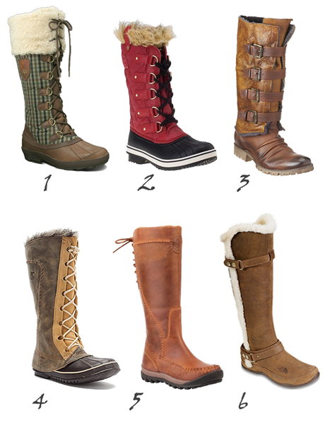 Functional -- and cute -- winter boots