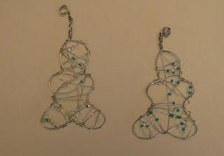 New Beaded Christmas Ornaments