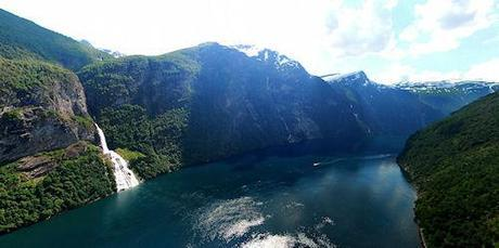 Norway From A Bird's Perspective