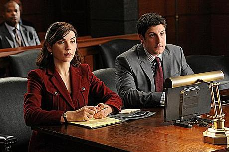 "Review #3225: The Good Wife 3.13: ""Bitcoin for Dummies"""