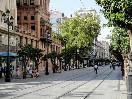 International Inspiration- Seville Spain