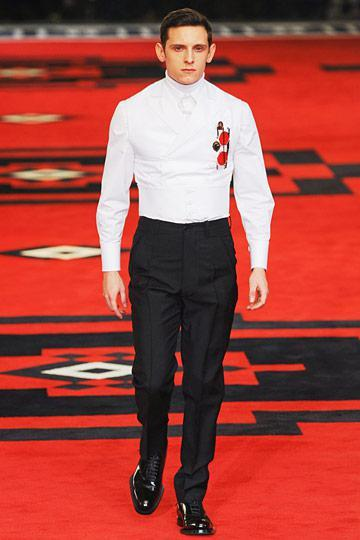The Royal Men of Prada